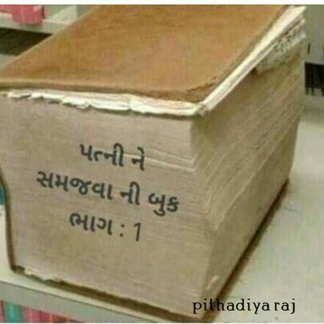 💎 મારું સુરત - પની ને સમજવા ની બુક ભાગ : 1 pithadiya raj - ShareChat