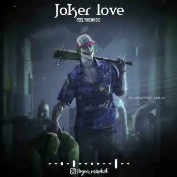 😵 மெர்சலான காட்சி - Joker love FEEL THEMUSIC Ms WhatsApp status Obgm _ market Joker love FEEL THE MUSIC Ms WhatsApp status III . bgm _ market - ShareChat