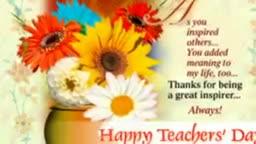 happy teachers day - ShareChat