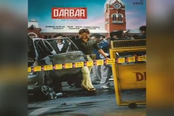 🎥தொடங்கியது தர்பார் படப்பிடிப்பு - DARBAR D ] DARBAR - ShareChat