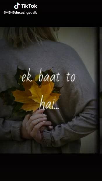 💏इश्क़-मोहब्बत - m khus @ hone . @ 4545ducuchgcuvib Qishmat ko bura lag jata hai @ 4545ducuchgcuvib - ShareChat