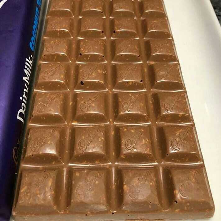 💕🍫chocolate lover😋😋 - Dair Mill cod - ShareChat