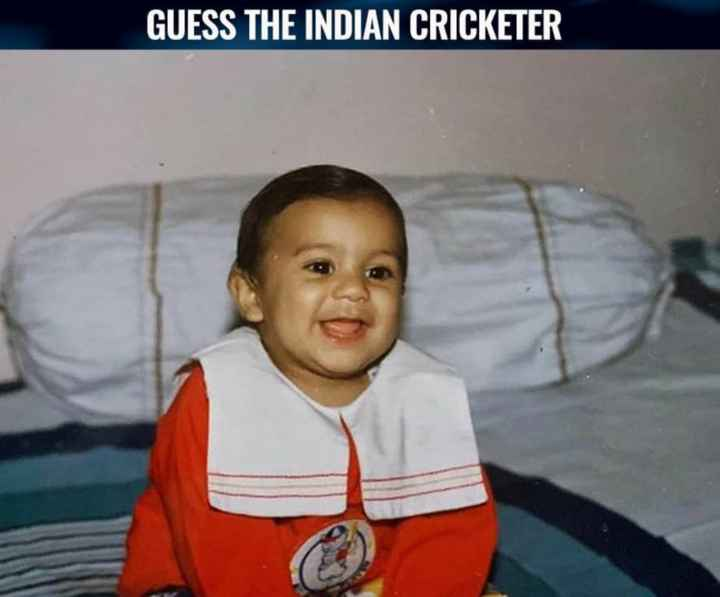 cricket ಅಡ್ಡ.... - GUESS THE INDIAN CRICKETER - ShareChat