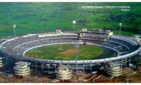 cricket - INTERNATIONAL CRICKET STADIUM Raipur - ShareChat