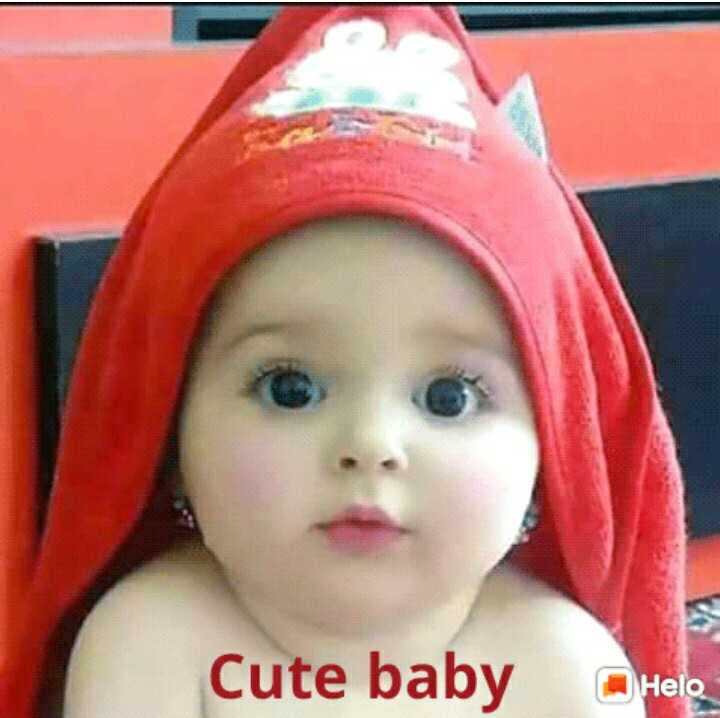 😙cute baby😚 - Cute baby Hele - ShareChat