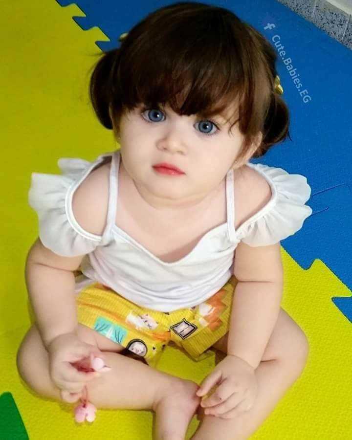cute baby - f Cute Babies . EG - ShareChat