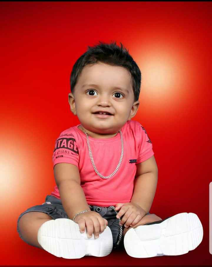 cute baby - collientu TAG ATIONS - ShareChat