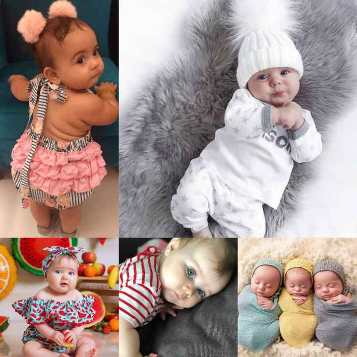 cute baby - JIMMUNI @ luizagallicabral - ShareChat