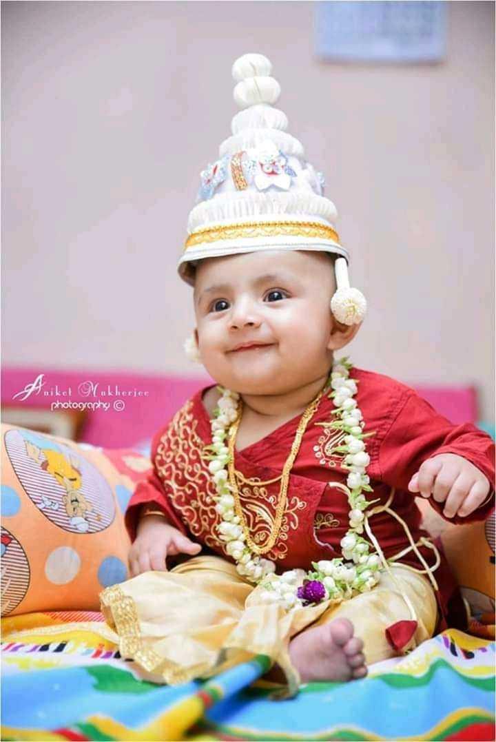cute baby - miket mukherjee photography © UND - ShareChat