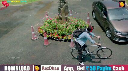 ভারত বন্ধ - Miss Romantic Simran DOWNLOAD | RozDhan App , Get50 Paytm Cash Received 25Rs Referral code 01E01B - ShareChat