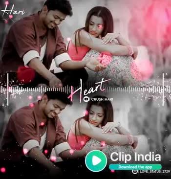 World Sleep Day - Hari CRUSH HARI India Download the app LOVE _ STATUS _ 2729 b leukopi . Heart ear CRUSH HARI India Download the app LOVE _ STATUS _ 2729 - ShareChat