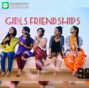 natpu - Download from GIRLS FRIENDSHIPS Krish Mug 9 Download from GIRLS FRIENDSHIPS aish Mus - ShareChat