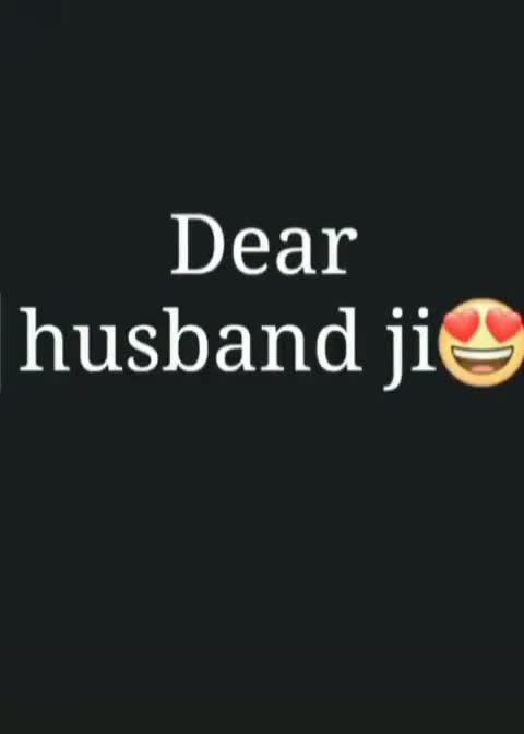 dear husband - Download from Isliye miss kr rhi hu Download from I really miss you so much husband ji - ShareChat
