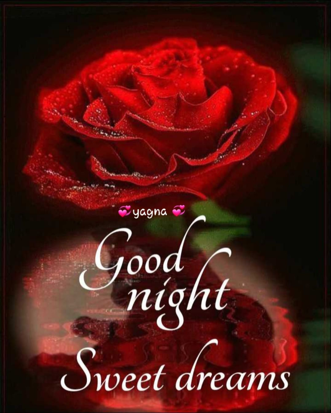 🌙 શુભ રાત્રી - yagna Good night Oweet dreams - ShareChat