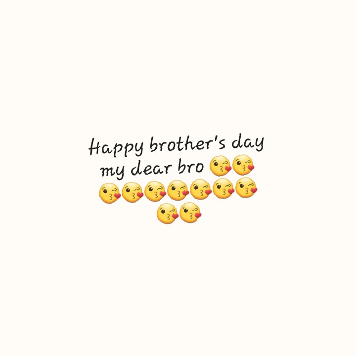 vijay anna - Happy brother ' s day my dear broe - ShareChat