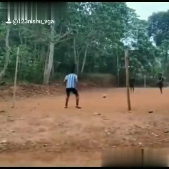 ⚽ ഫുട്ബോൾ വീഡിയോസ് - Tik Tok : @ 123nishu _ vga : @ 123nishu _ vga - ShareChat