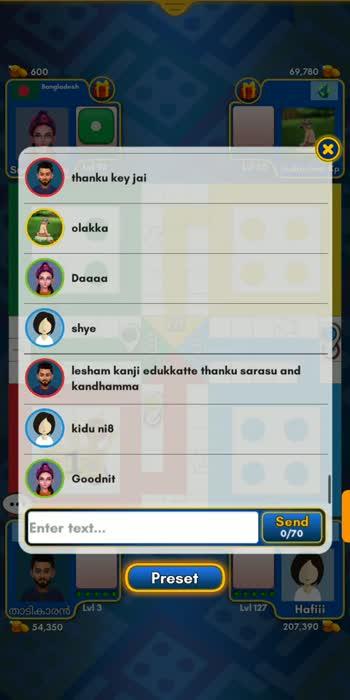 sarasamma kandhamma thankappan 😛😄👈 - olakka TBC Daaaa shye Set Berp lesham edukkatte thanku sarasu and kandhamma kidu ni8 thanku | OK key urakkam sarasu thanku in v 1 2 3 4 5 6 7 8 9 0 a wenty u i op a s d f g h j k l A z x c v b n m ? 10 , e OD COOOKING Best Game on Google Play Congratulations ! w musloomad + 3 , 000 I Sudarshan Kp + 21 , 000 2 Snow White Won Hafiji Lost XP + 22 + 90 Room Code : 13110595 Menu > f Share - ShareChat
