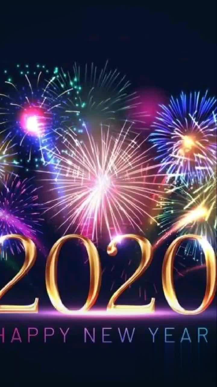 Happy New Year 2020 Whatsapp Status Video Download ...