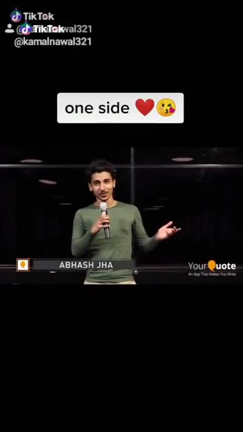 #one side love💓💔 - ShareChat