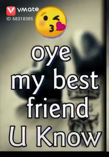 my best friend 👭👫 - ShareChat