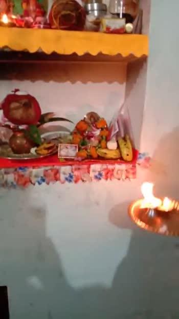 🙏माता की आरती वीडियो - ShareChat