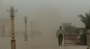 😥 વાવાઝોડાની અસર - ShareChat