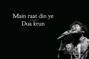 arijit singh songs - Zikr tmhara jab jab Hota hai soby Tera chehra jab Nazar aye - ShareChat