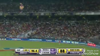 🤣 IPL ட்ரோல் - ANDRE RUSSELL 51 OFF 21 BALLS ( 5 FOURS , 4 SIXES ) Made with VideoShow - ShareChat