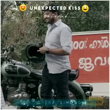 cute love romantic song - UNEXPECTED KISS - Beloond . RAJKINGBGM Nikhil Skylark nk Cerealion Instagram     RAJKINGBGM UNEXPECTED KISS * RAJKING Instagram     RAJKINGBGM - ShareChat
