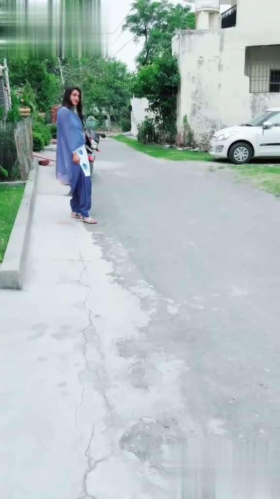 😎 ਸਵੈਗ ਨਾਲ ਛੜਾ - TIK TOK @ parmka @ parmkaur93 - ShareChat