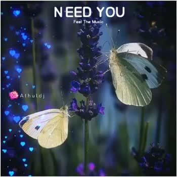 my love my attitude😯😯 - NEED YOU Feel The Music O Athuldi . NEED YOU Feel The Music O Athuldj - ShareChat