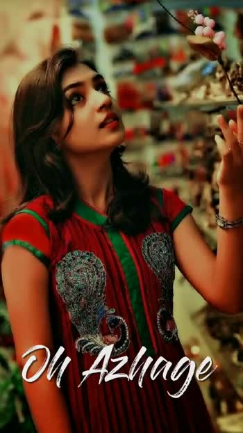 Nazriyaa - Ye Kalaittadenn Untuan Koonduial @ mypondattiiabinaya ShareChat Menam Tangam kondu - ShareChat