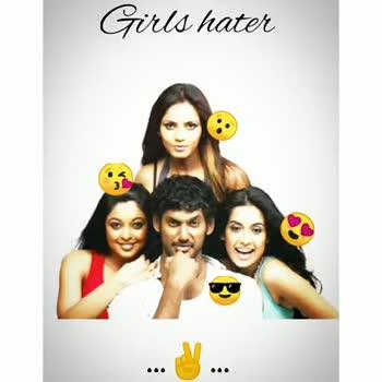 முரட்டு single - hater Girls hater - ShareChat