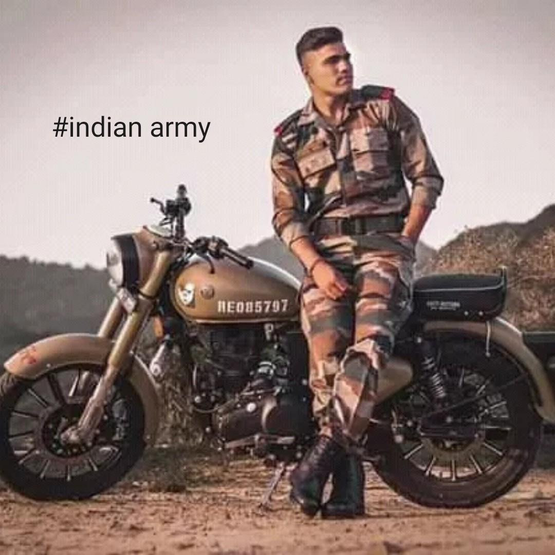 Indian army - # indian army 11E005797 - ShareChat
