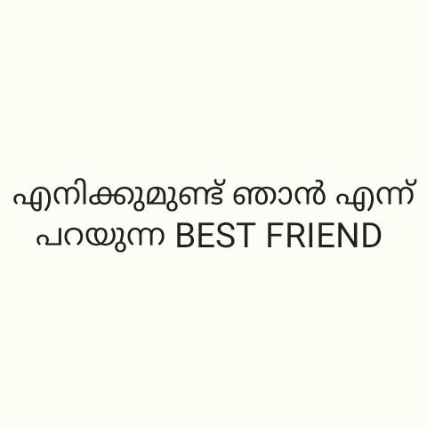 🤝 സുഹൃദ്ബന്ധം - എനിക്കുമുണ്ട് ഞാൻ എന്ന് പറയുന്ന BEST FRIEND - ShareChat