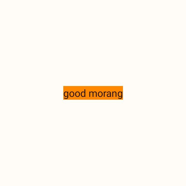 ✌ राष्ट्रीय रंग दिवस - good morang - ShareChat