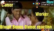 வடிவேலு - போஸ்ட் செய்தவர் : Athir : 5909 Posted Muni ShareChat owner Worker Diwali Bonus Owner reaction . VideoShow போஸ்ட் செய்தவர் : @ thiru5909 Posted ohuni Sharechat Worker Diwali Bonus Owner reaction . VideoShow - ShareChat