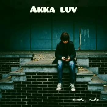 Akka - AKKA LUV @ insta AKKA LUV @ insta - ShareChat