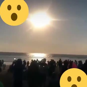 🌞 વર્ષ 2019 નું સૂર્ય ગ્રહણ - ShareChat