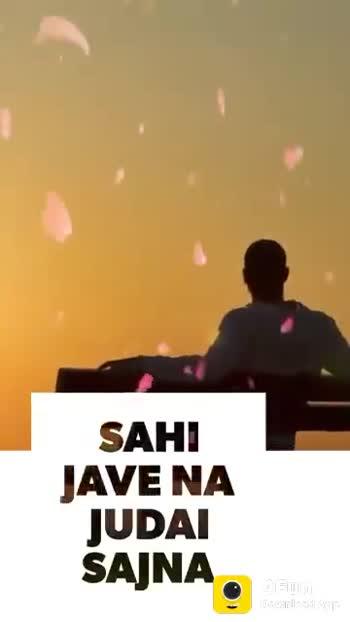 💔दर्द-ए-दिल - TERE BINA DIL NAIYYO LAGNA . EDIT BY TUSHAR BHAILUM - ShareChat