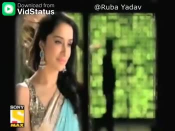 💏इश्क़-मोहब्बत - Download from @ Ruba Yadav SONY MAX Download from @ Ruba yadav SONY MAX - ShareChat