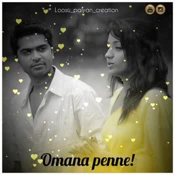 🎼 இசை புயல் ஏ. ஆர். ரகுமான் - You Loosu _ paiyan _ creation Tube Omana penne ! ' Loosu _ paiyan _ creation Tube Omana penne ! - ShareChat