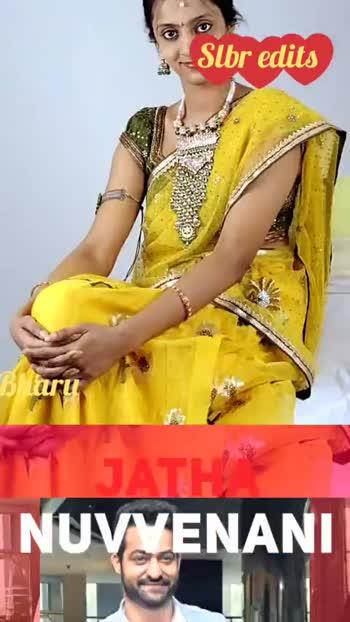 💑భార్యా భర్తల అనుబంధం - Slbr edits Bharu KANU THERAVANI MANASUKU THELUSAA Slbr edits all Bharu - ShareChat