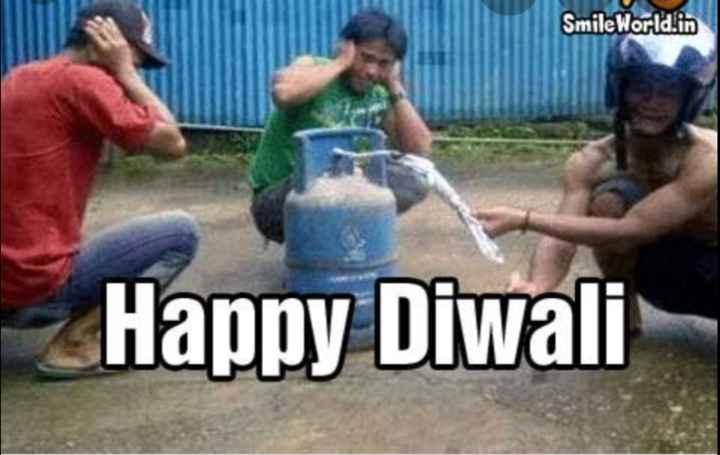 #diwali# - Smile World . in Happy Diwali - ShareChat