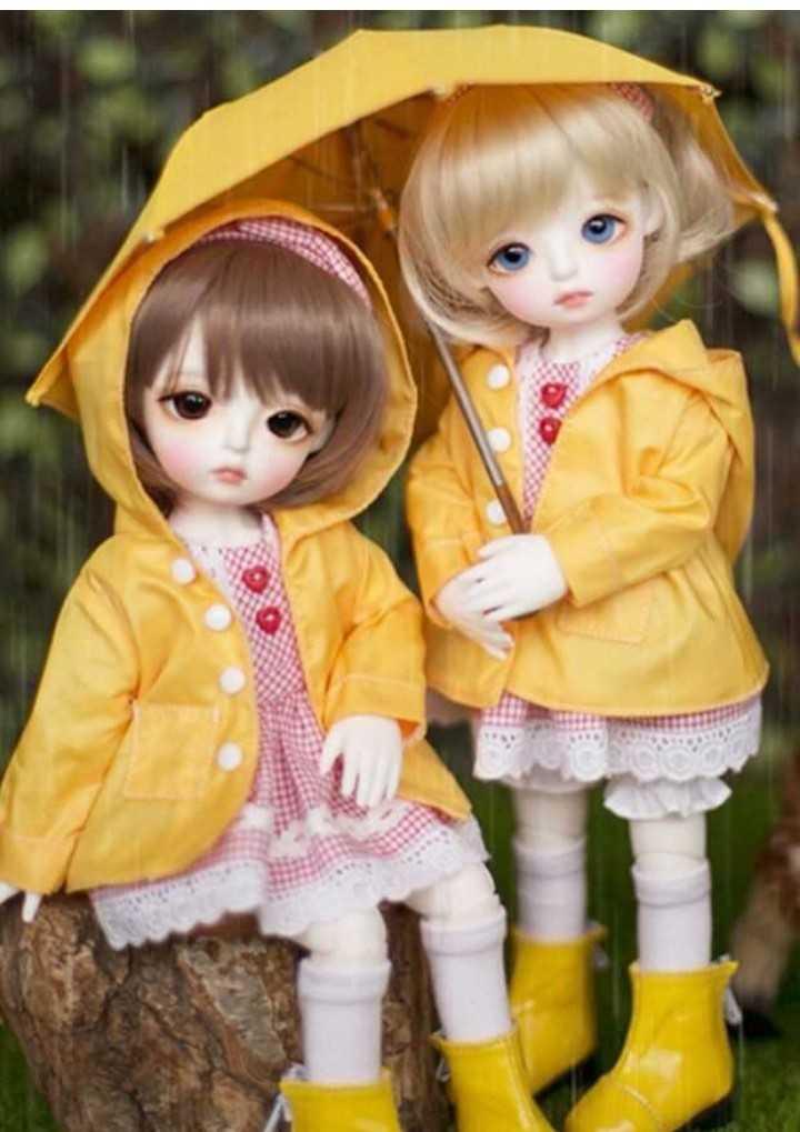 🐤 doll wallpaper - ShareChat