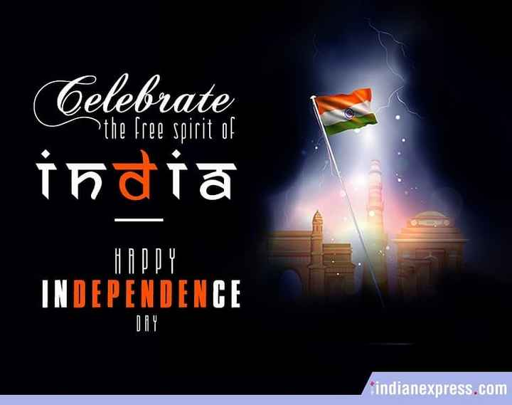 dosto 4 din ki jindagi hi aje hi kal nhi glo yr - Celebrate the free spirit of india INDEPENDENCE DAY Sindianexpress . com - ShareChat