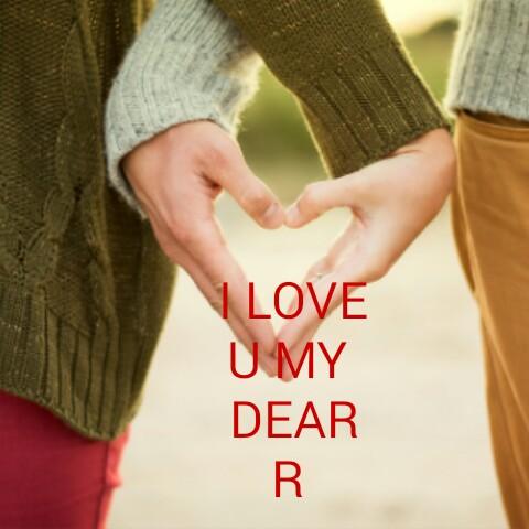 💌 പ്രണയം - LOVE U MY DEAR R - ShareChat