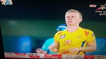 🏏 CSK vs KXIP - UVE STAR SPA தமிழ் சென்னை சூப்பர் கிங்ஸ் 2 ரன்கள் வித்தியாசத்தில் வெற்றி VIVO IPL 2019 IPL LIVE STAR SI தமி - ShareChat