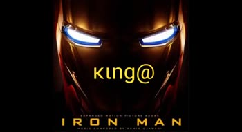 King@ - King @ EXPANDED MOTION PICTURE IR O N M A King @ IR O N M A - ShareChat