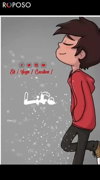 my life - ROPOSO Sk / Joguit / Creation / Life thiru Sk / Yogi / Creation thiru ROPOSO - ShareChat